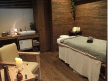 テトテ(TE to TE Natural Beauty & Relaxation)/木のぬくもりたっぷり個室