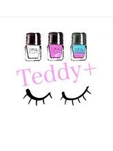 テディプラス(Teddy+)Eye 日向