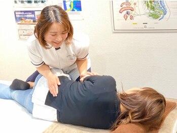 カイロプラクティックアンド美容カイロエステ ソラ(SOLA)の写真/独自の手技で全身の歪みを正し、身体の要となる『腰』の痛み・つらさを改善!産後ケアにも◎
