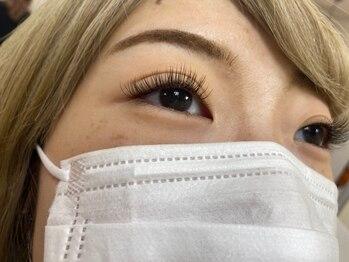 まつげエクステ専門美容室 キャンディモア CANDYmore 心斎橋店/大人気フラットラッシュ