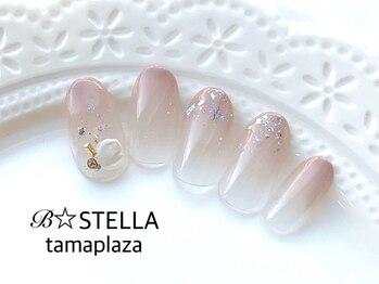 ビーステラ 東急百貨店たまプラーザ店(B-STELLA)/トレンドネイルデザイン