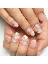 プリュム(Plume)/春nail