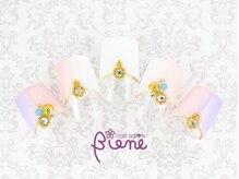ネイルサロン ビーネ(nail salon Biene)/18年6月のおすすめコース-1
