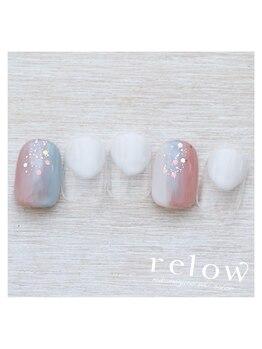 リロウ(relow)/3月のキャンペーンアート☆1