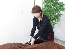 リラクゼーションサロン オカゲサマ(Okagesama)の雰囲気(お客様とのコミュニケーションを大事に施術致します(^^♪)