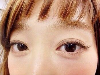 プティ アイビューティ 淀屋橋店(peTiT eyebeauty)/【ブラウンフルカラー】