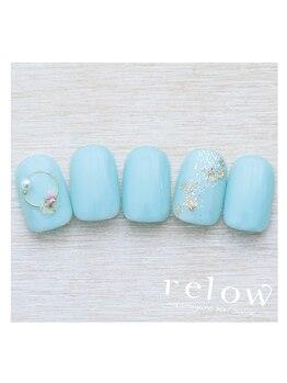 リロウ(relow)/3月のキャンペーンアート☆2