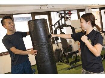 ホットスリムスタジオ 立川店/F)Mike'sボクシングダイエット