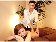 アジアンビューティ 新宿店(Asian beauty)の雰囲気(熟練の技を駆使し、固くなった脂肪を燃焼を促し、ムクミを改善。)
