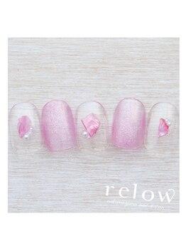 リロウ(relow)/3月のキャンペーンアート☆3