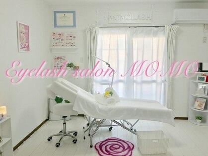 Eyelash Salon MOMO 【アイラッシュサロン モモ】(那覇・名護・離島/まつげ)の写真