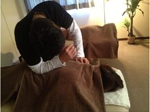 アトム(Bodycare&Relaxation ATOM)の雰囲気(身体が辛い時や疲れを感じた時、ご来店お待ちしておりますゼ。)