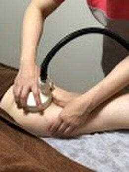 ユリシス Body Therapy&Healing Ulysses/お腹も脚もがっつり流します