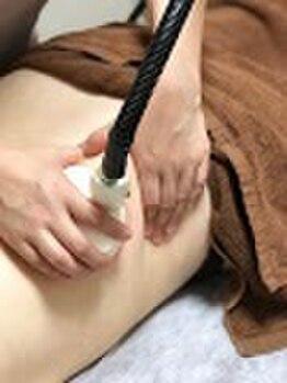 ユリシス Body Therapy&Healing Ulysses/お腹も脚も気になる方は