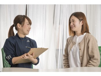 ホットスリムスタジオ 立川店/【食事カウンセリング】無料♪