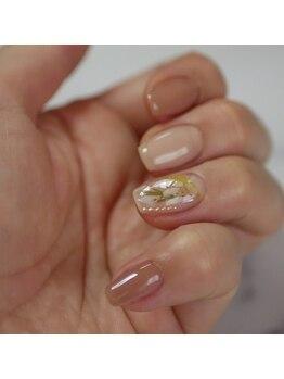 ポミグラニットフィンガーズ(Pomegranate Fingers)/シェルアート
