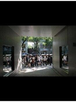 アイワン トータルビューティ(Aione totalbeauty)/表参道ヒルズ真裏