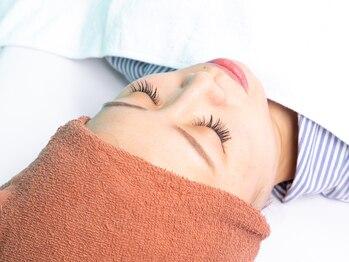ヘアーアートジュース 志紀(Hair art Juice.)の写真/エンビロン導入で肌トラブル改善&ハリツヤUP!内側からしっかり保湿、ふっくら透明肌へ。