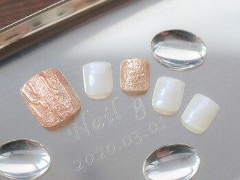 ネイル ジー(Nail g)/シンプルコース・FOOT