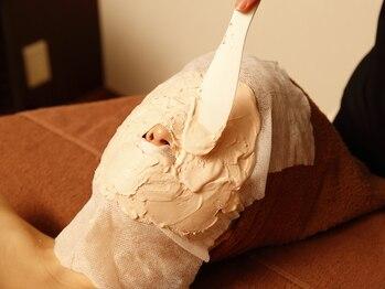 ディアーズ(DEARS)の写真/【コルギ+石膏パック】コルギで小顔&石膏パックで美肌をダブルでゲット♪自信の持てる素顔に導きます!