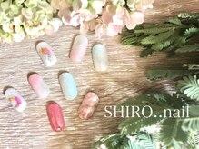 シロ(SHIRO)/5月nail