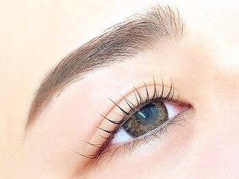 キャリーアイズ(Carry eyes)の写真/【NEW☆美眉スタイリング初回¥5000】ご自宅でもずっとサロンクオリティーの美眉を維持できます☆