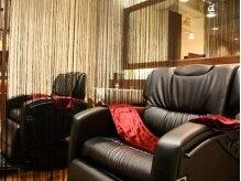 ラガッツォ(Ragazzo)の雰囲気(ふかふかチェアでヘアカット★男性でもゆったり座れます。)
