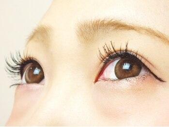 アプレ 本店(apres nail & eyelash)の写真/【初回限定★愛されeye】最高級抗菌シルク [上160本]¥5480!あの人のような目元になりたい…憧れの目元に♪