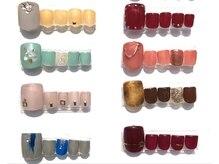 【FOOT】定額¥6050デザイン24種類から選べます♪色変更可能◎