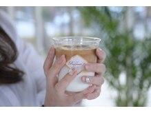 ラッフィナート(Raffinato)の雰囲気(カフェ併設%アラビカ焙煎コーヒーお召し上がり頂けます!)