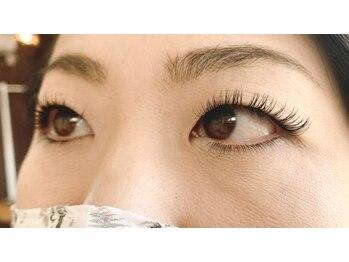 パールアイラッシュ(Pearl eye lash)/CCカール 10、11 下6MIX