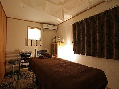 隠れ家てき大人の癒しの空間プライベートサロン LA BEAUTE 《ラボーテ》(神戸・元町・三宮・灘区/リラク)の写真