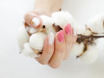 コットン ネイル(cotton nail)/美爪デザイン