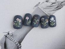 ゆびノさき/春のお花