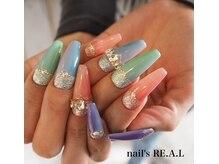 ネイルズリアル(nail's REAL)/自爪さん