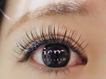 イズム アイラッシュ(ism eyelash)の写真/フラットラッシュつけ放題¥6500!!ボリュームラッシュ上付け放題¥8800★ボリュームを出したい方にオススメ♪