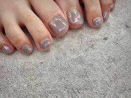 Foot Nail◇ミラーネイルコース