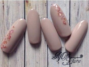ミハフルーラ 与野(Home Nail Salon Mija Flura)/オフィスネイル 5980円 O84O