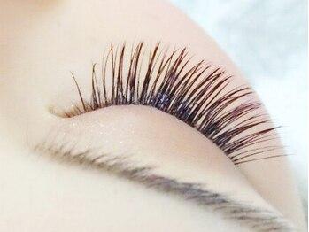 ティグルフォーアイ(Tigre for eye)の写真/逆さまつ毛、自まつ毛の本数が少ないなどお悩みの方必見☆[3Dボリュ-ムラッシュ]で理想の目元をGETしよう♪
