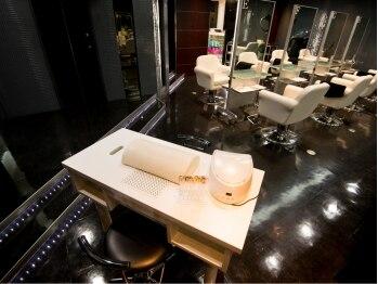 ヘアーサロングリーゼネイル (Hair salon Greeze)