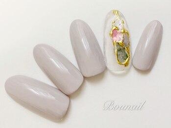 ボネール(nail & eyelash Bounail)/定額コース7980円
