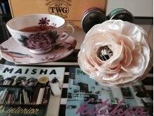 【マリア―ジュフレール】等こだわりのお茶でおもてなし