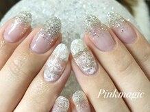 ピンクマジック(PINKMAGIC)/雪の結晶