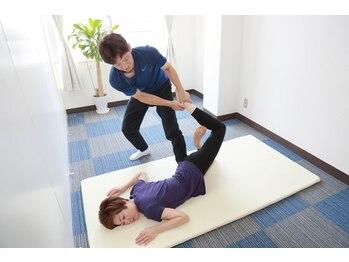 イーボディー コンディショナー(e-Body)/ストレッチ★大腿四頭筋3