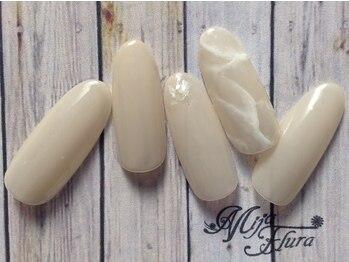 ミハフルーラ 与野(Home Nail Salon Mija Flura)/オフィスネイル 5980円 O83O