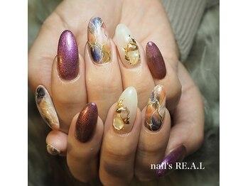 ネイルズリアル(nail's REAL)/ドラゴンズアイ