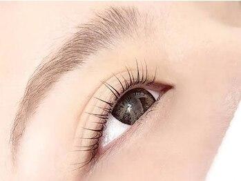 ジェネシス プラス 大津京店(Genesis Plus)の写真/【まつエクMENU導入♪】目の形に合わせたオーダーメイド施術◎ナチュラルでも印象的な瞳を叶えます!