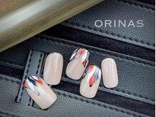 オリナス(ORINAS)の雰囲気(大人の女性に似合わせたアート系まで幅広くご丁寧します◎)