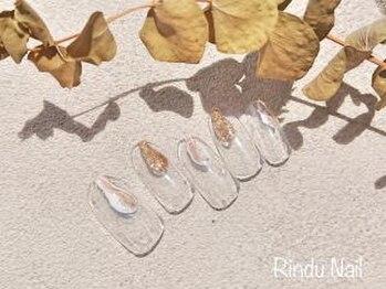 リンドゥネイル(Rindu Nail)/クリアデザイン10種
