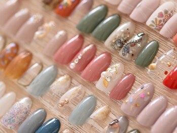 レイ ネイルアンドセレクトショップ(Lei Nail&Selectshop)/《定額アートコース》